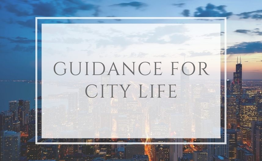 Guidance for City Life