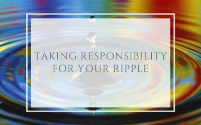 Taking Responsibility for your ripple